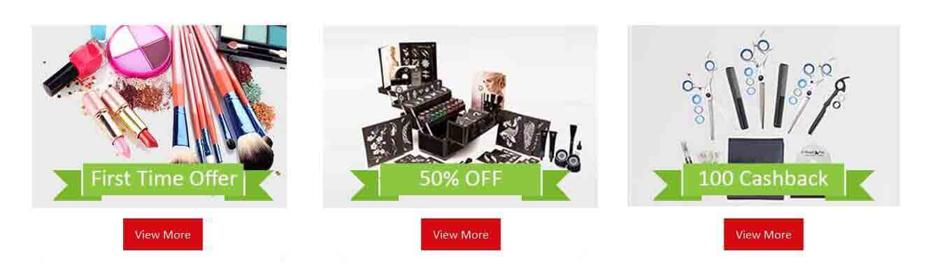 Vanessa Beauty Salon and Henna Designer  -  - Special Offers & Deals