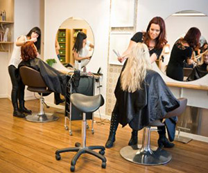 Salons with an exclusive promotions