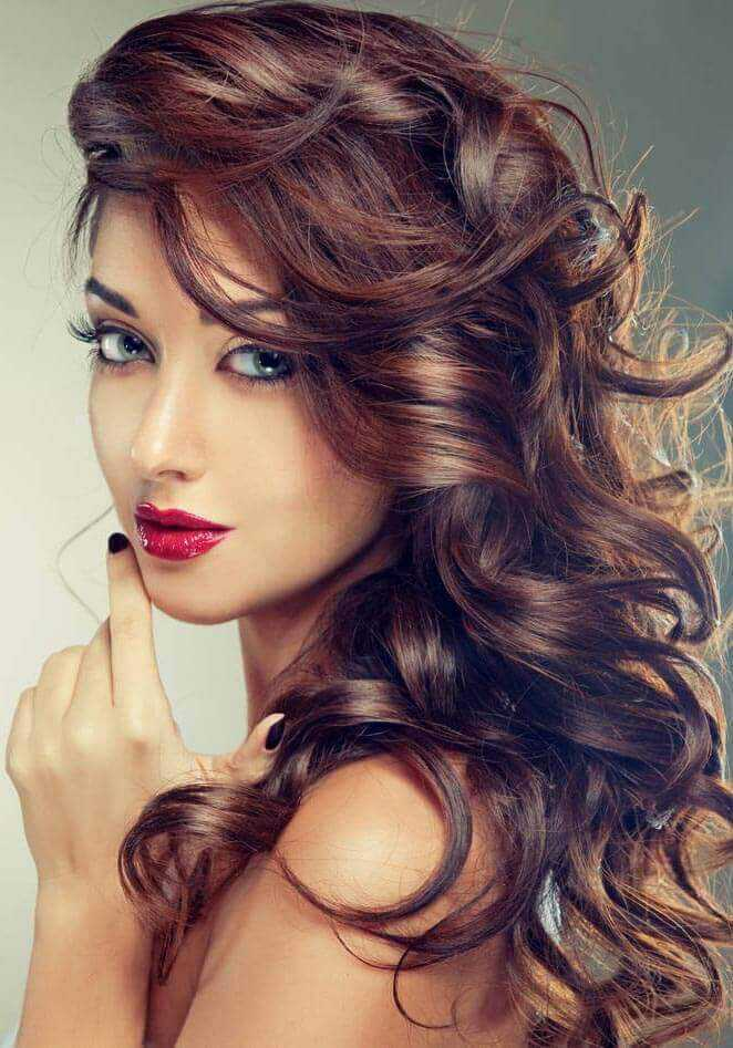 Glamoz Platinum package offered by Rich Beauty Salon and Designer Hair -